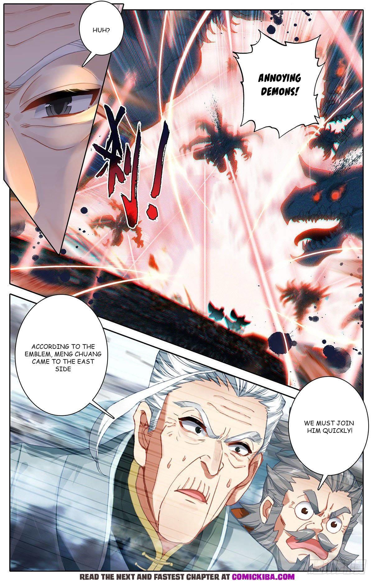 Azure Legacy Chapter 107 page 12 - Mangakakalots.com