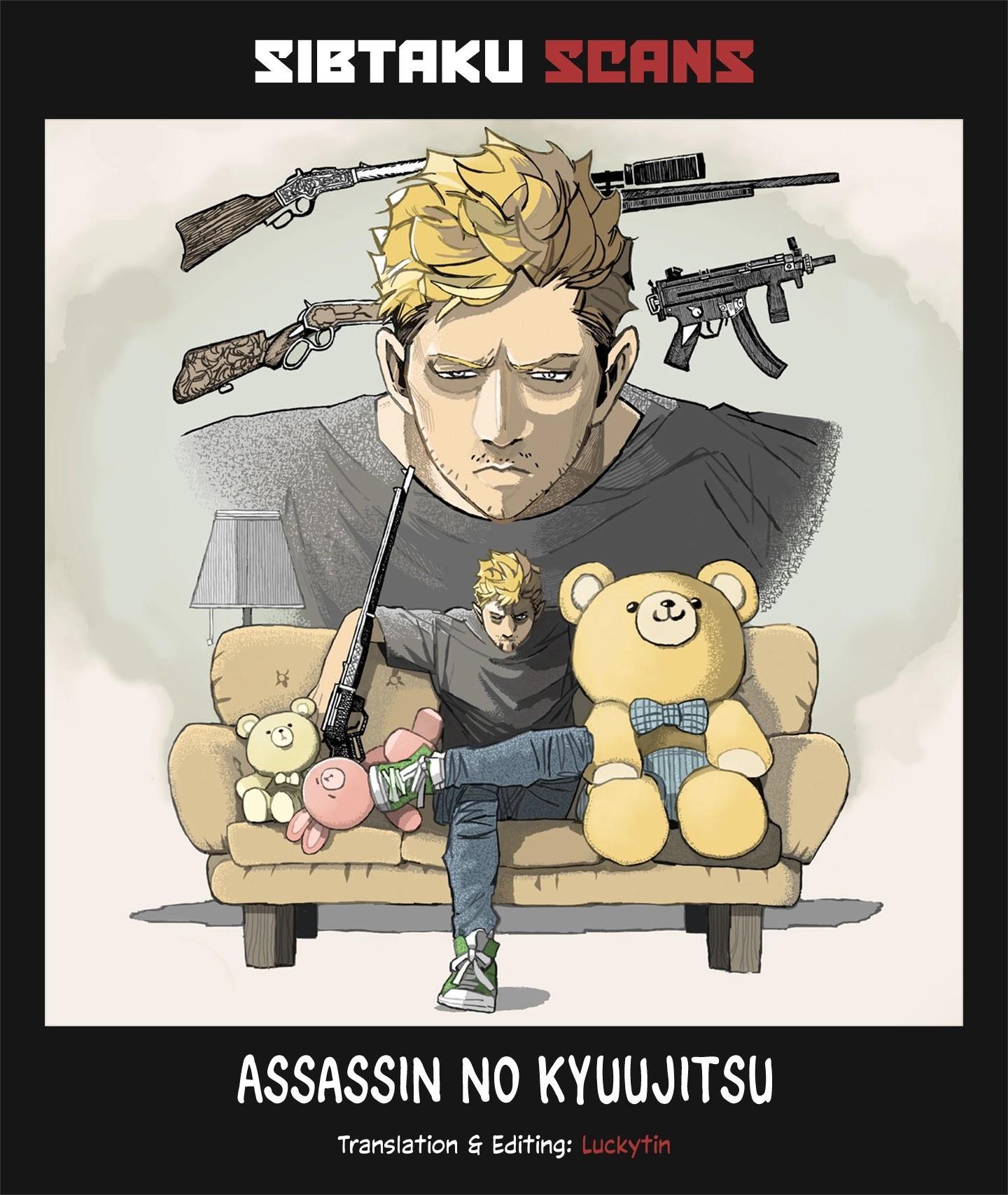 Assassin No Kyuujitsu Chapter 9: Part-Time Job page 1 - Mangakakalots.com