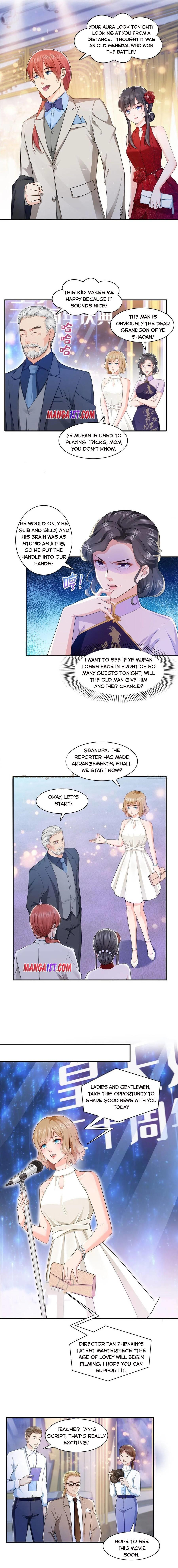 Perfect Secret Love: The Bad New Wife Is A Little Sweet Chapter 192 page 2 - Mangakakalots.com