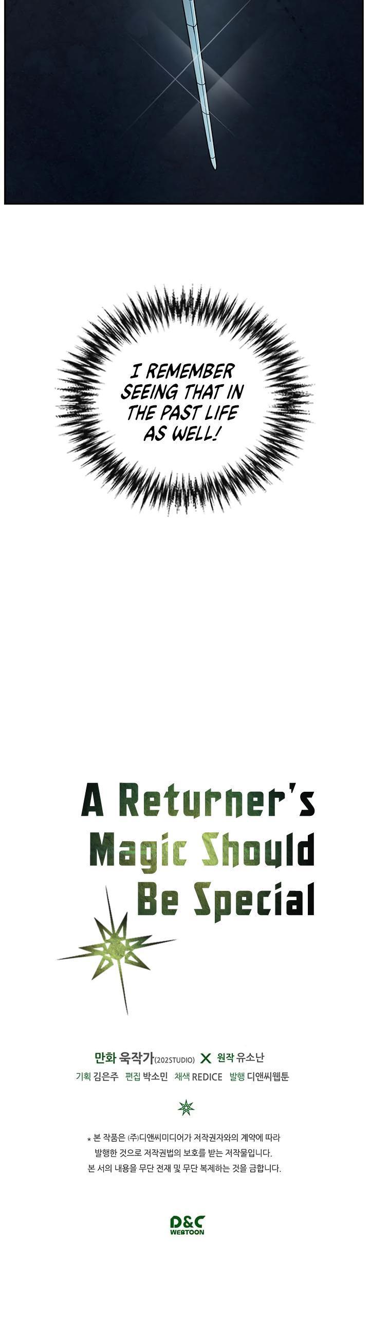 A Returner's Magic Should Be Special Chapter 17 page 26 - Mangakakalots.com
