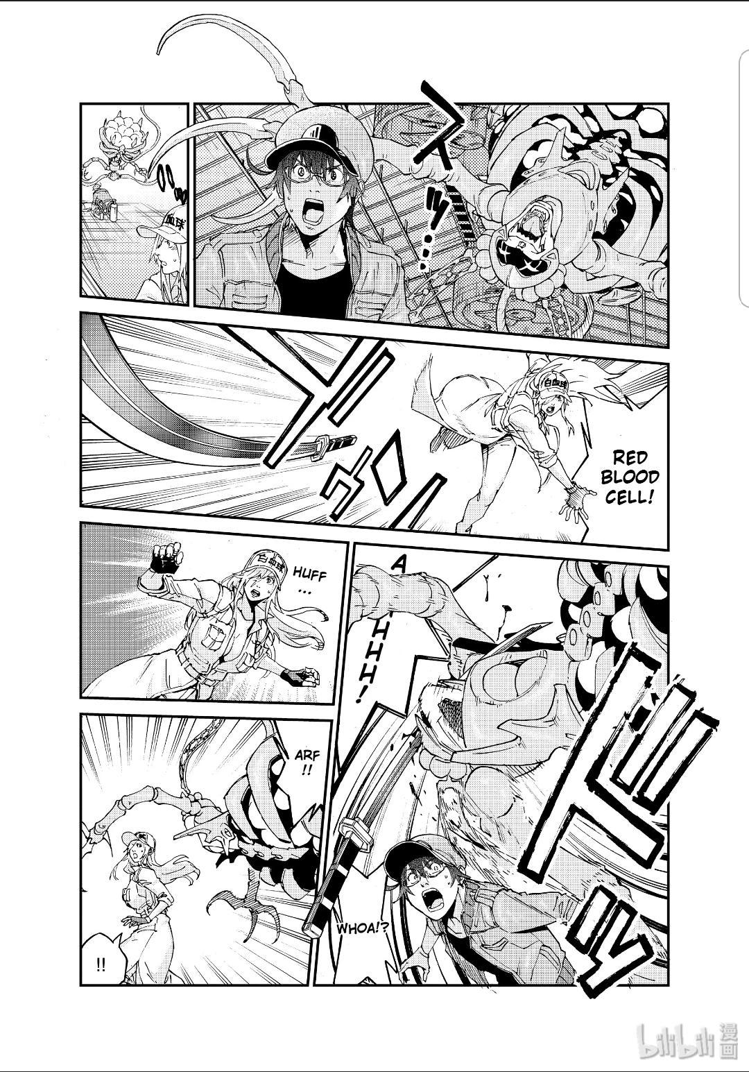 Hataraku Saibou Black Vol.7 Chapter 39 page 25 - Mangakakalots.com