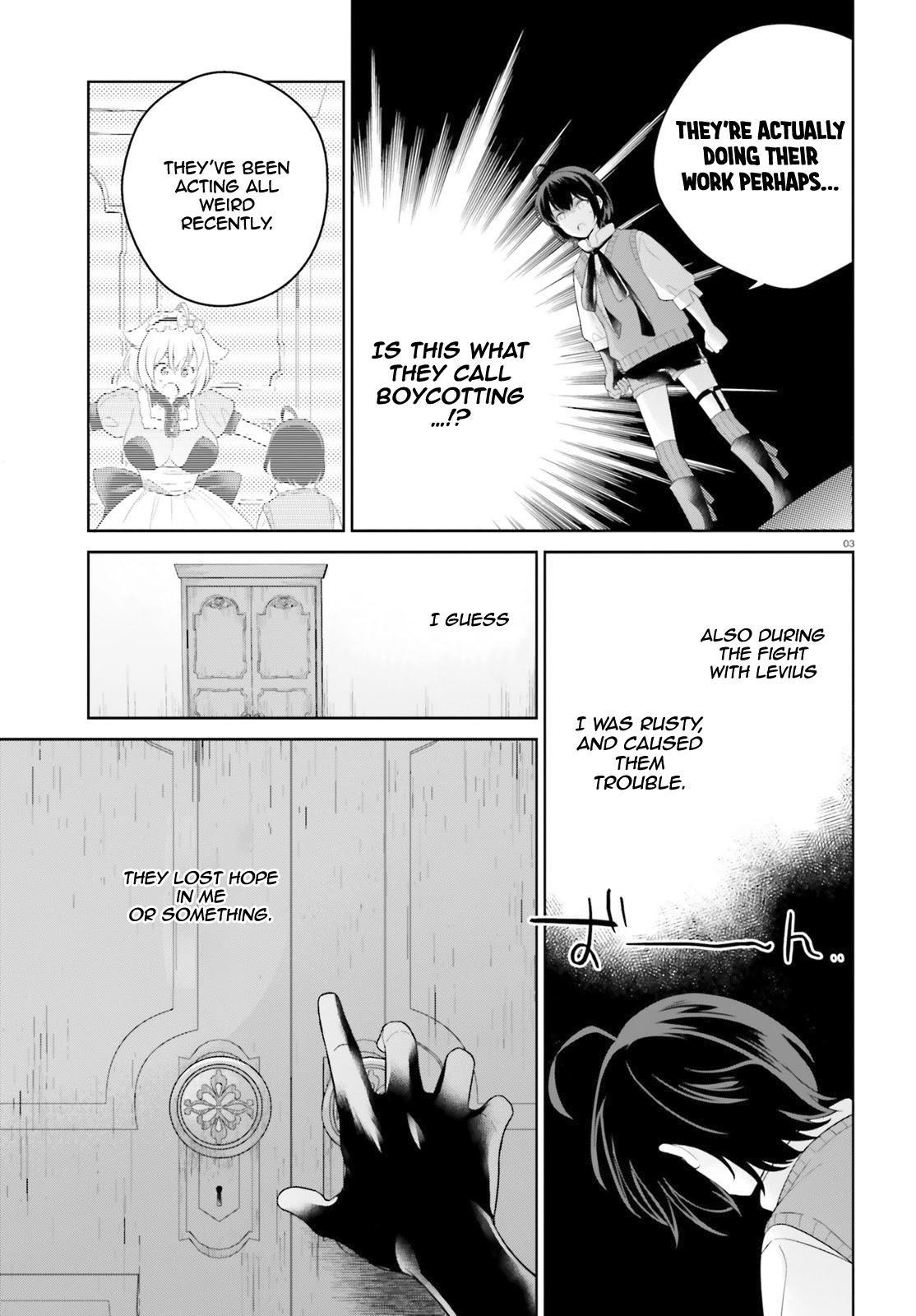 Shindou Yuusha To Maid Onee-San Chapter 13 page 4 - Mangakakalots.com