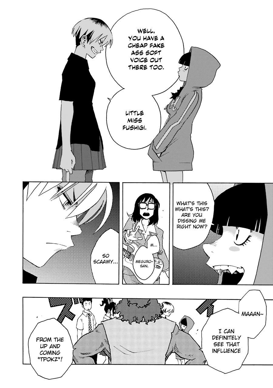 Shiori Experience - Jimi Na Watashi To Hen Na Oji-San Chapter 53: Top News~ page 15 - Mangakakalots.com
