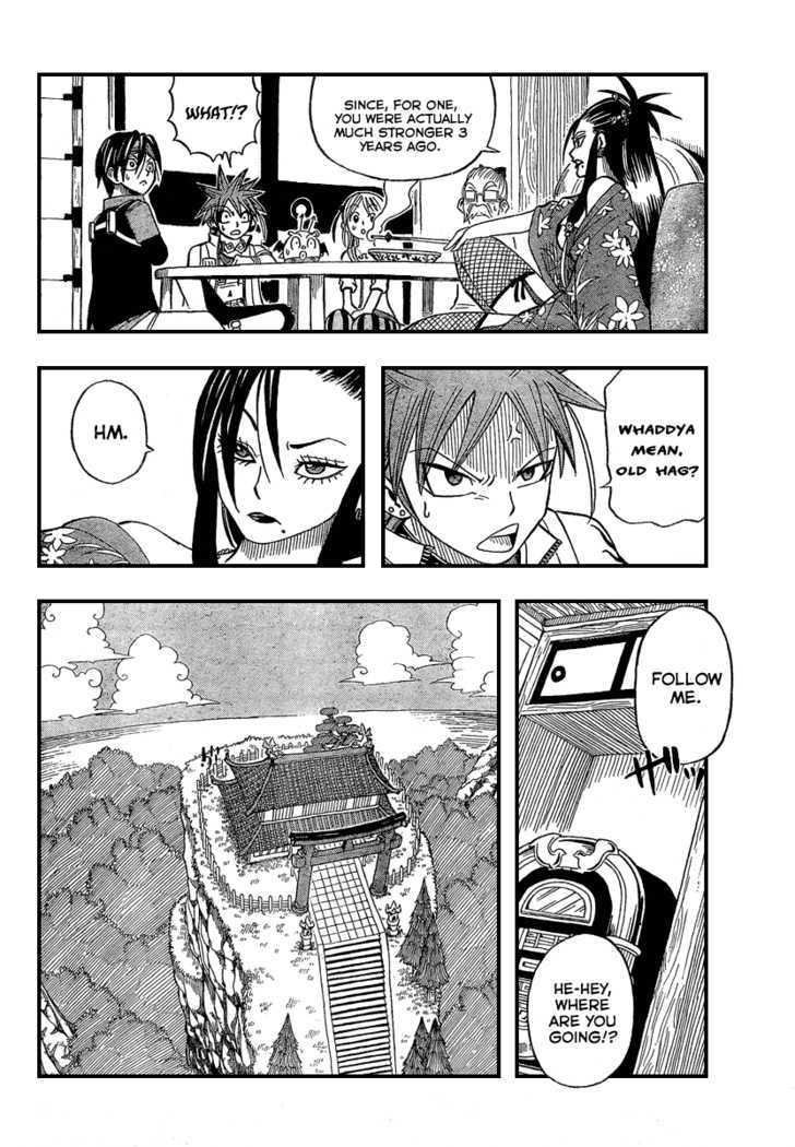 Buster Keel! Vol.2 Chapter 12 : Do It Yourself page 12 - Mangakakalots.com