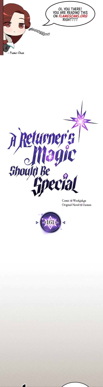A Returner's Magic Should Be Special Chapter 161 page 2 - Mangakakalot