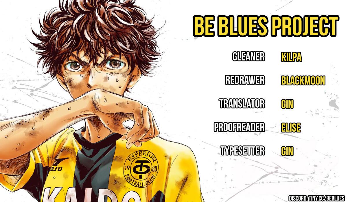 Ao Ashi Vol.11 Chapter 113: Memories Of Camp Nou page 21 - Mangakakalots.com