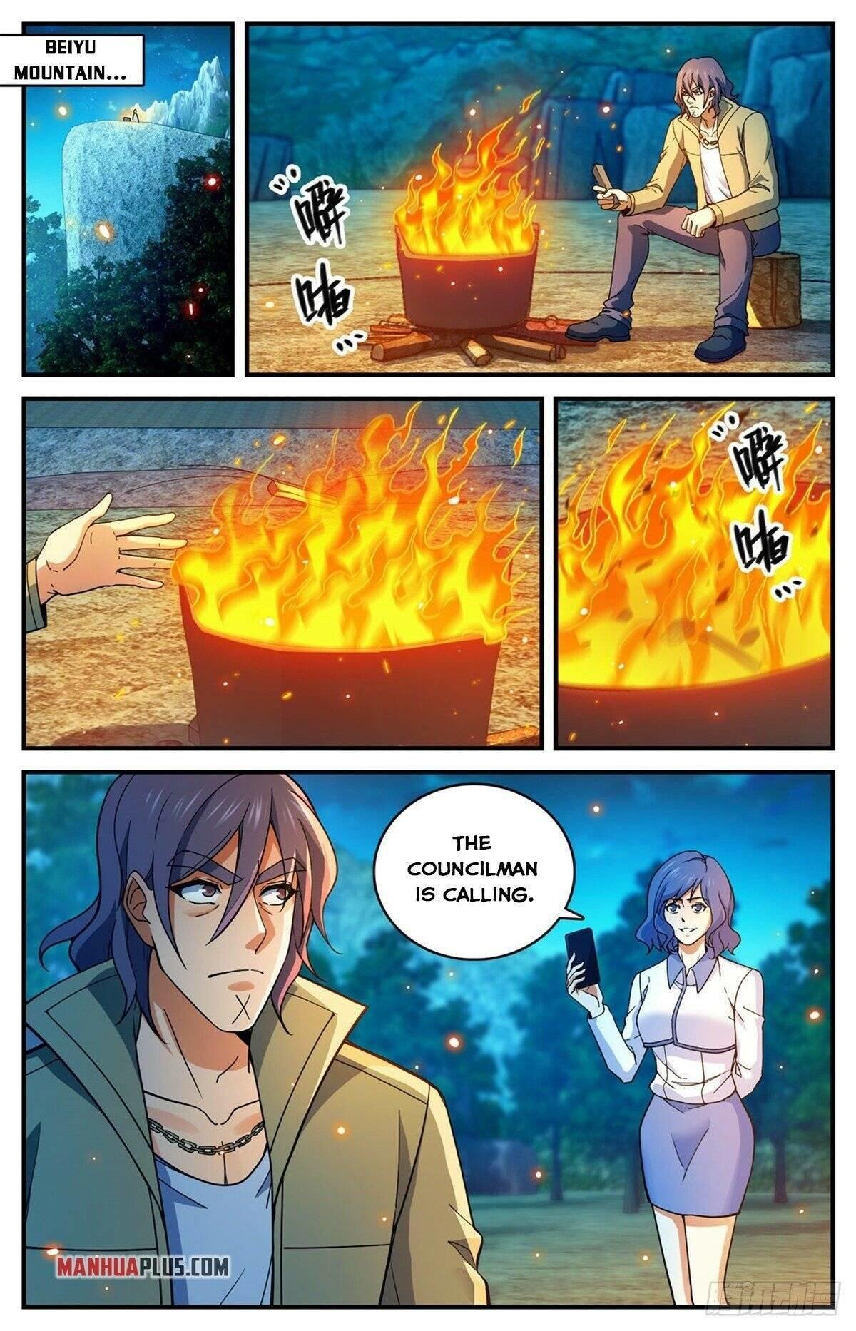 Versatile Mage Chapter 766 page 2 - Mangakakalots.com