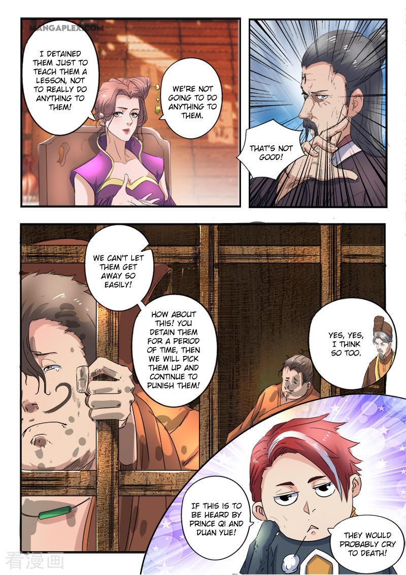 Martial Master Chapter 416 page 8 - Mangakakalots.com