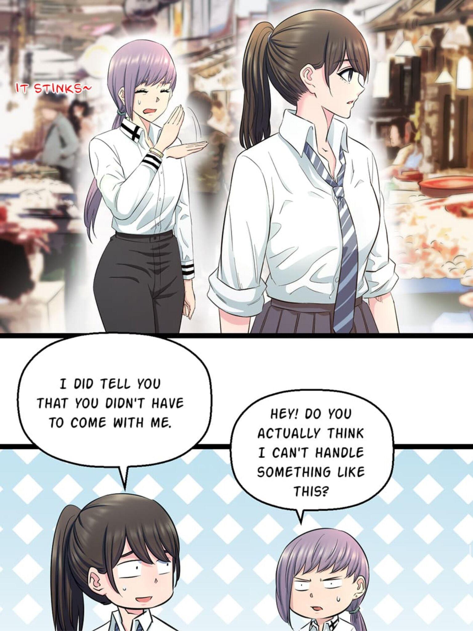 Fight Like A Girl Chapter 49 page 55 - Mangakakalots.com
