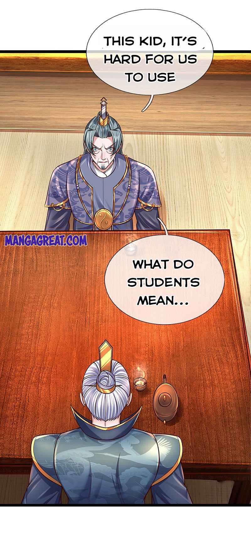 Shura Sword Sovereign Chapter 154 page 11 - Mangakakalots.com