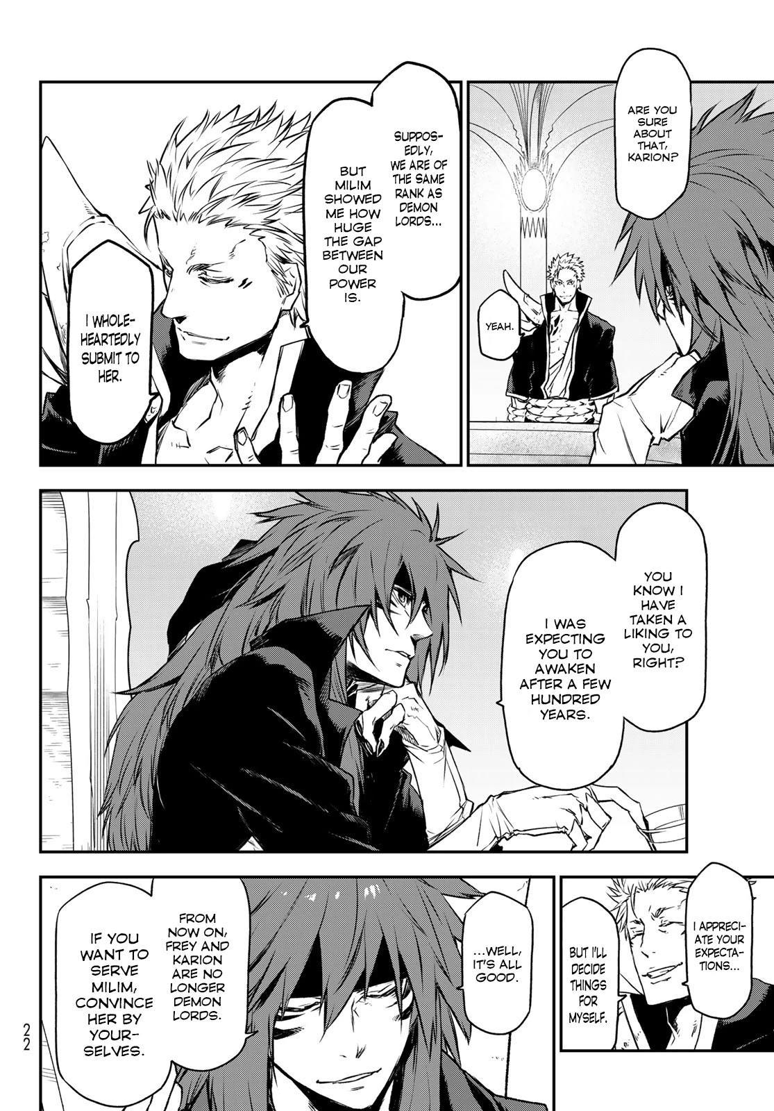 Tensei Shitara Slime Datta Ken Chapter 86: Octagram Demon Lords page 10 - Mangakakalots.com