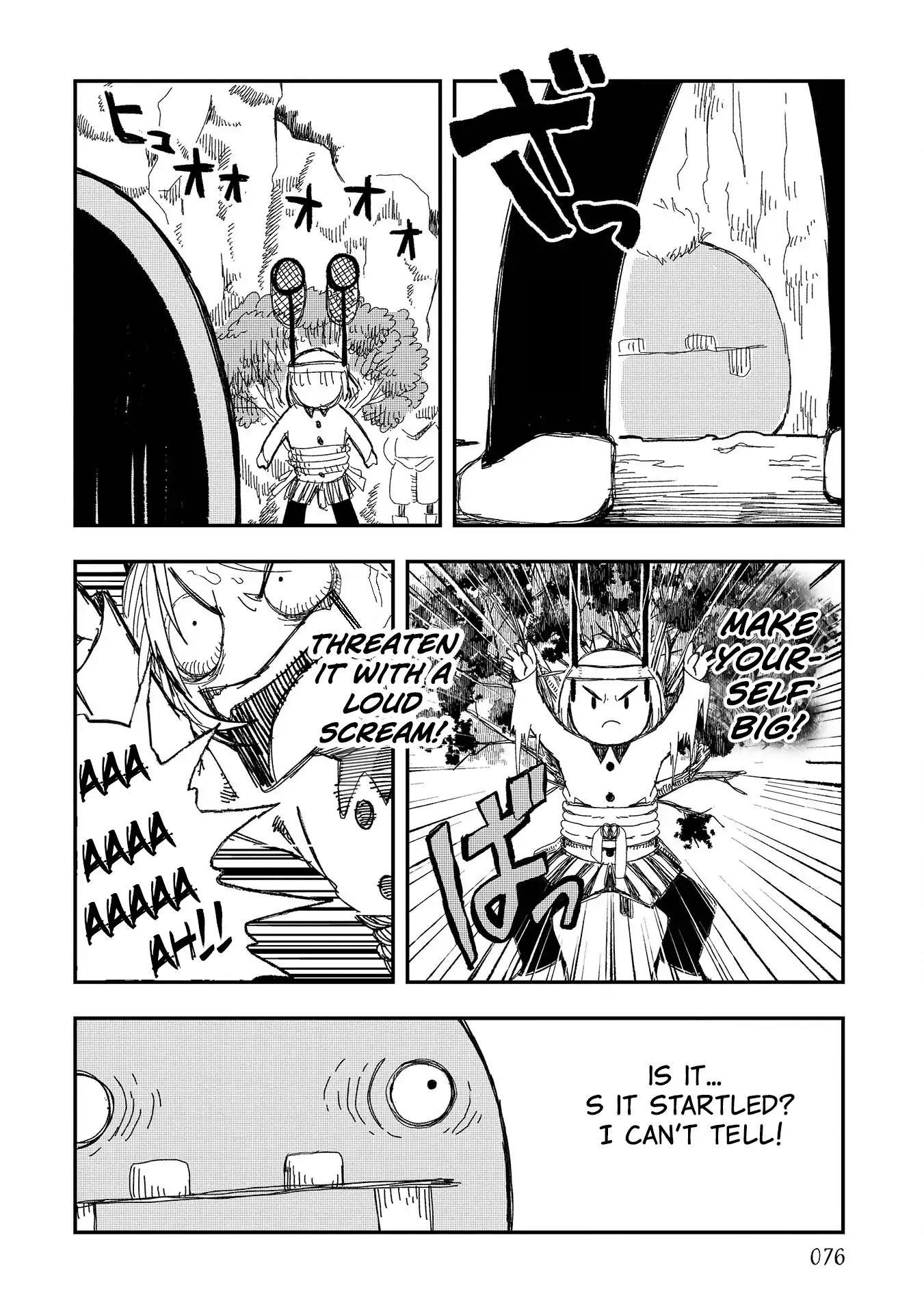 Rojica To Rakkasei Chapter 4: Rojica's Birthday page 20 - Mangakakalots.com