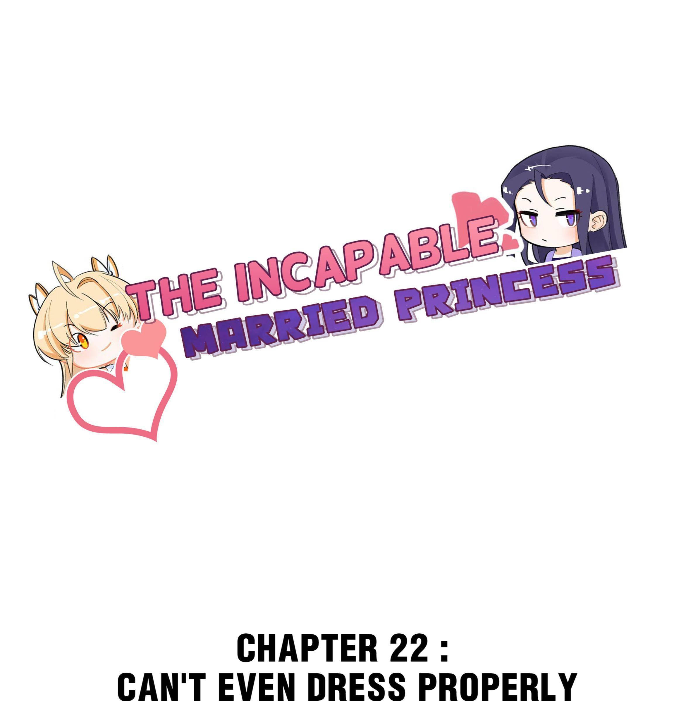 Can'T Get Along With Dear Princess Chapter 22 page 1 - Mangakakalots.com