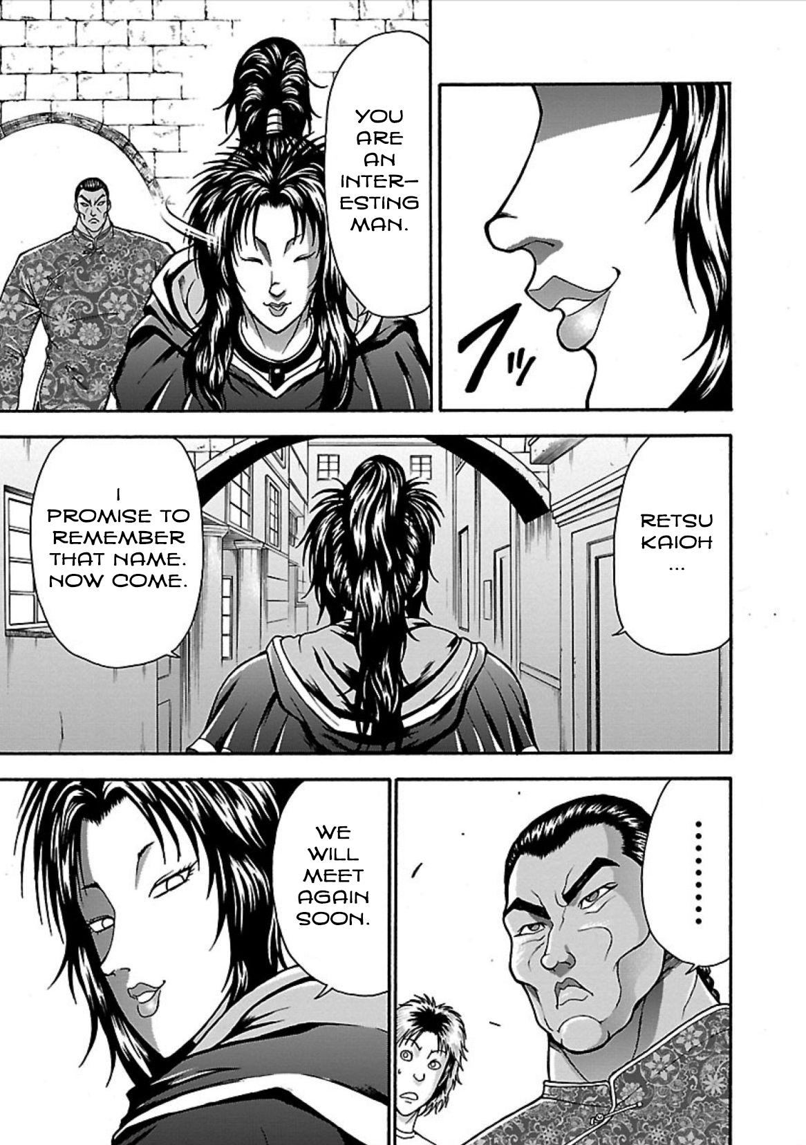 Baki Gaiden - Retsu Kaioh Isekai Tensei Shitemo Ikkō Kamawan! Vol.1 Chapter 8: Struggler page 20 - Mangakakalots.com