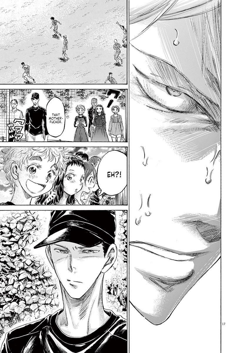 Ao Ashi Vol.15 Chapter 157: Toss Away page 18 - Mangakakalots.com