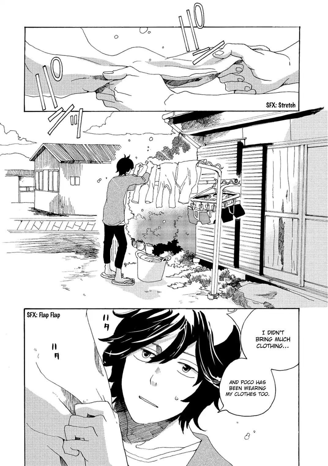 Udon No Kuni No Kin'iro Kemari Vol.1 Chapter 3: Kotoden page 5 - Mangakakalots.com