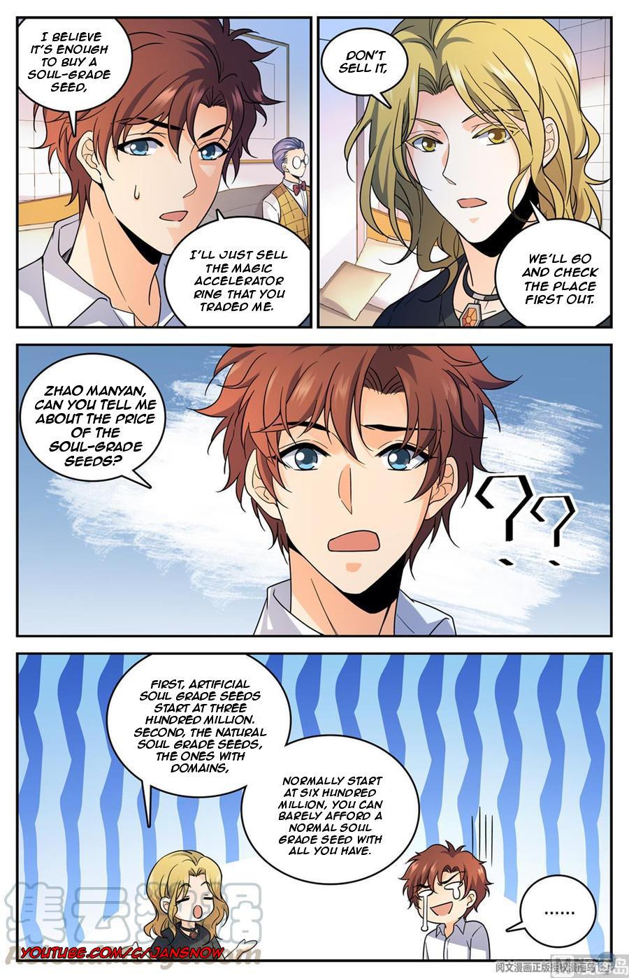 Versatile Mage Chapter 653 page 13 - Mangakakalots.com