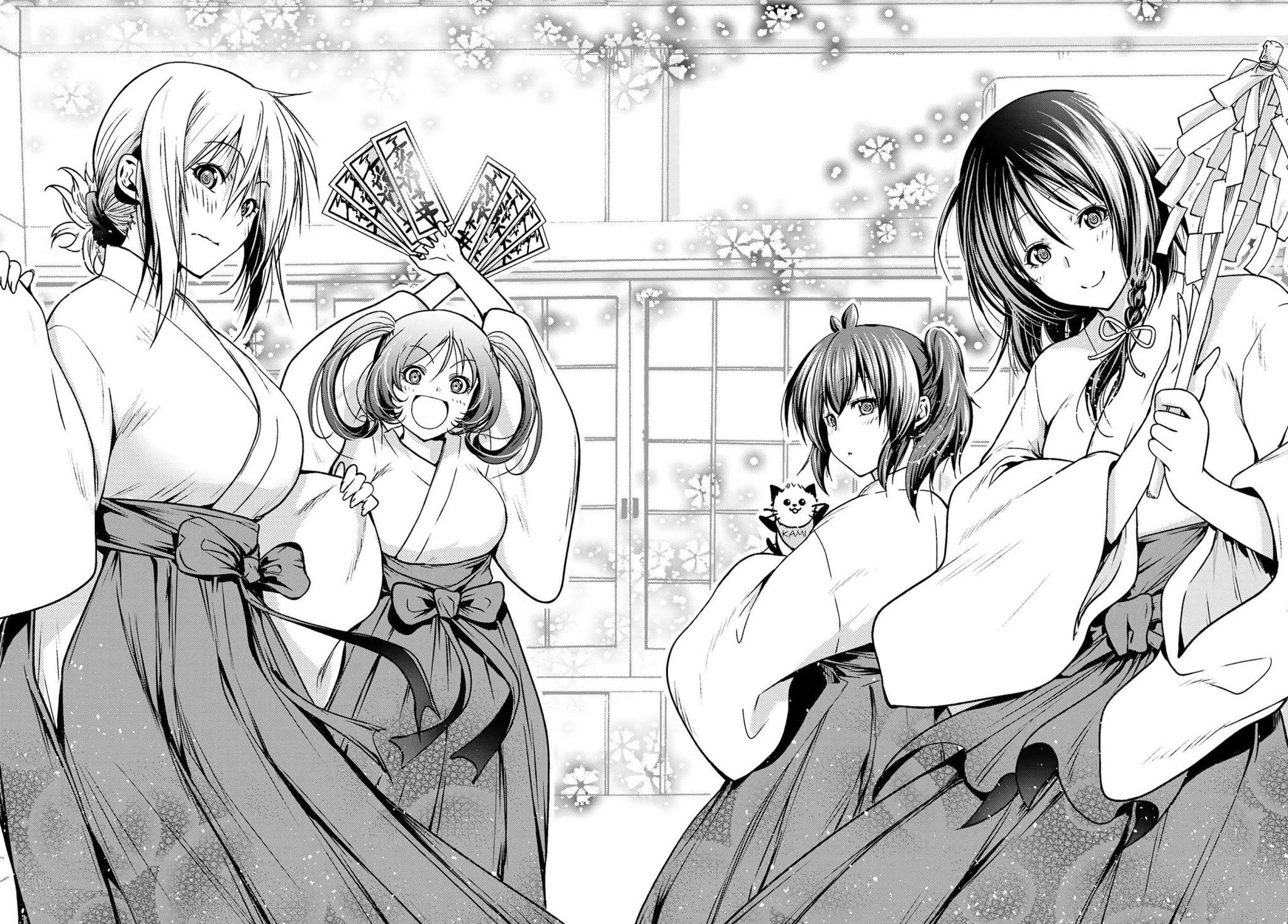 Temple Chapter 49.5: Crossover: Matchmaking Of Akagami-Kun page 20 - Mangakakalots.com