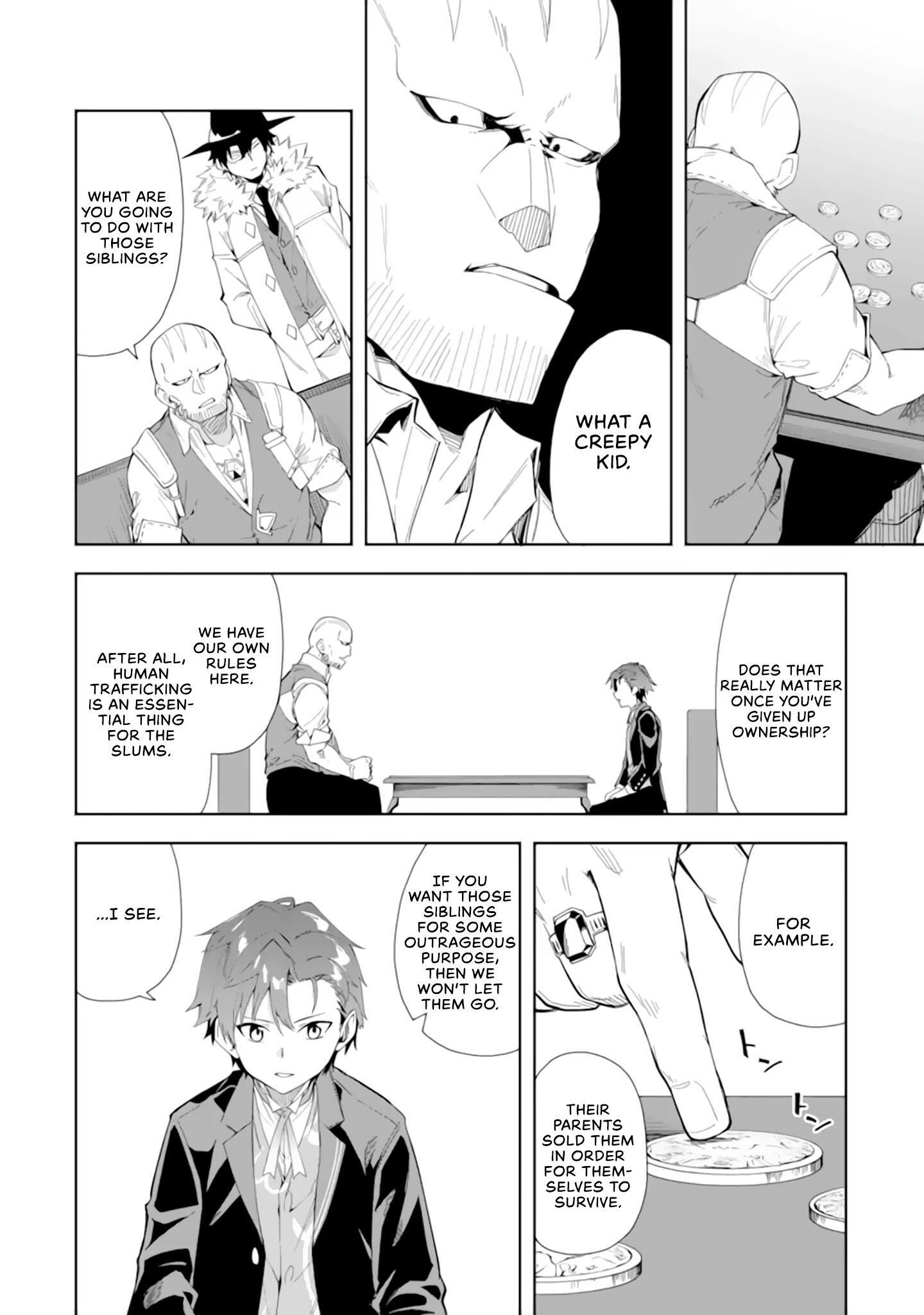 Akuyaku Reijou No Shitsuji-Sama Hametsu Chapter 5.1: Dark Guild page 14 - Mangakakalots.com