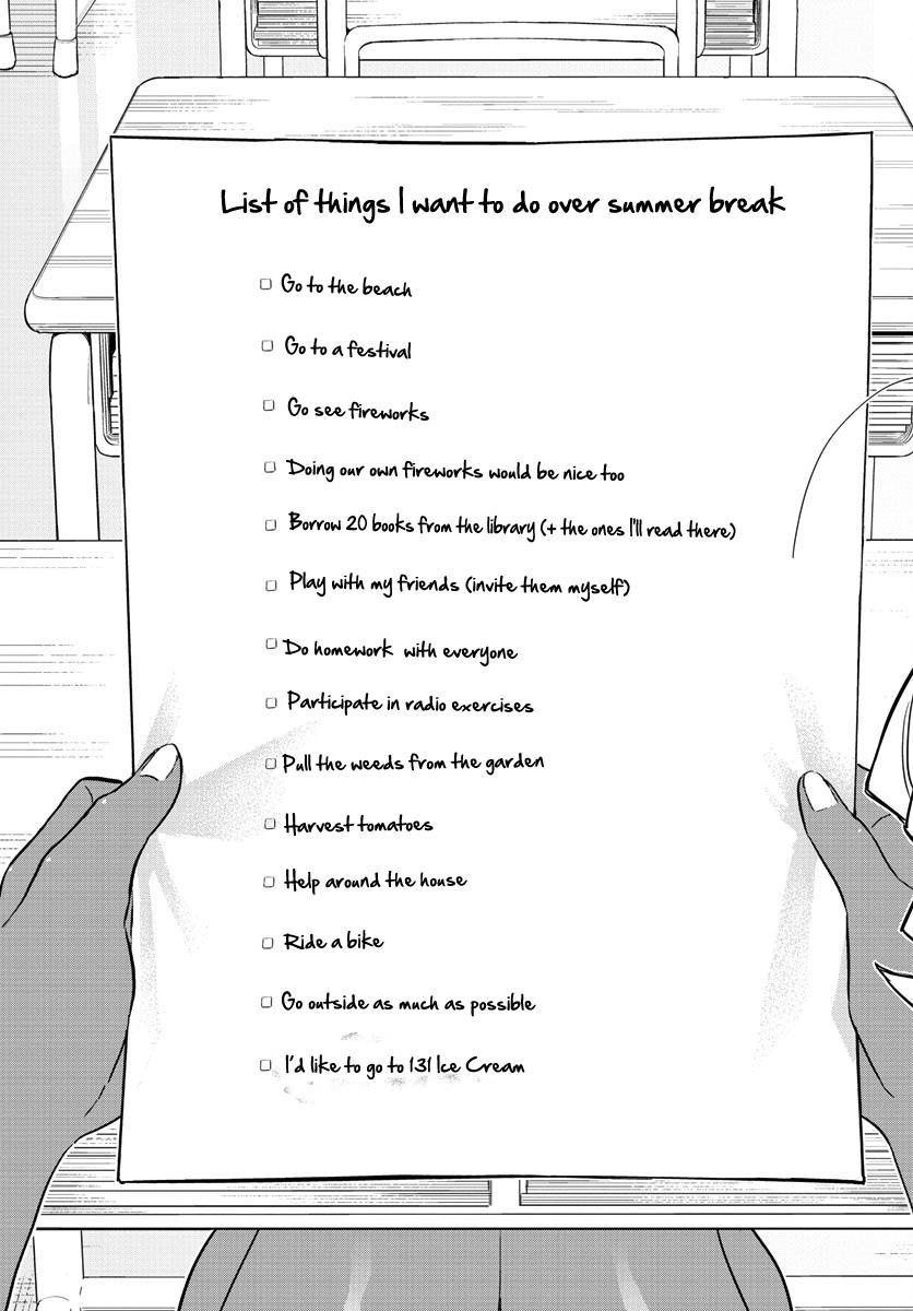 Komi-San Wa Komyushou Desu Vol.12 Chapter 160: List Of Things I Want To Do page 7 - Mangakakalot