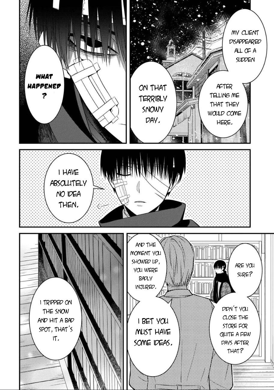 Mononobe Koshoten Kaikitan Chapter 5: Choice Of People page 9 - Mangakakalots.com
