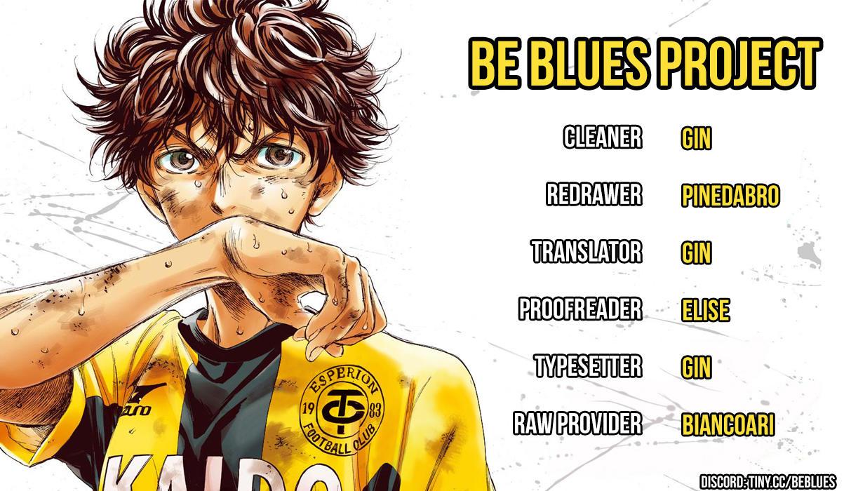 Ao Ashi Vol.13 Chapter 129: Keep One's Word page 22 - Mangakakalots.com