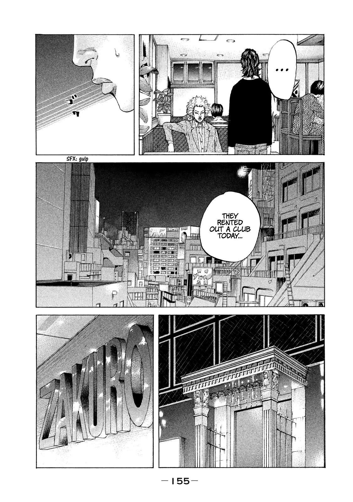 Shinjuku Swan Chapter 211: All The Ulterior Motives page 10 - Mangakakalots.com