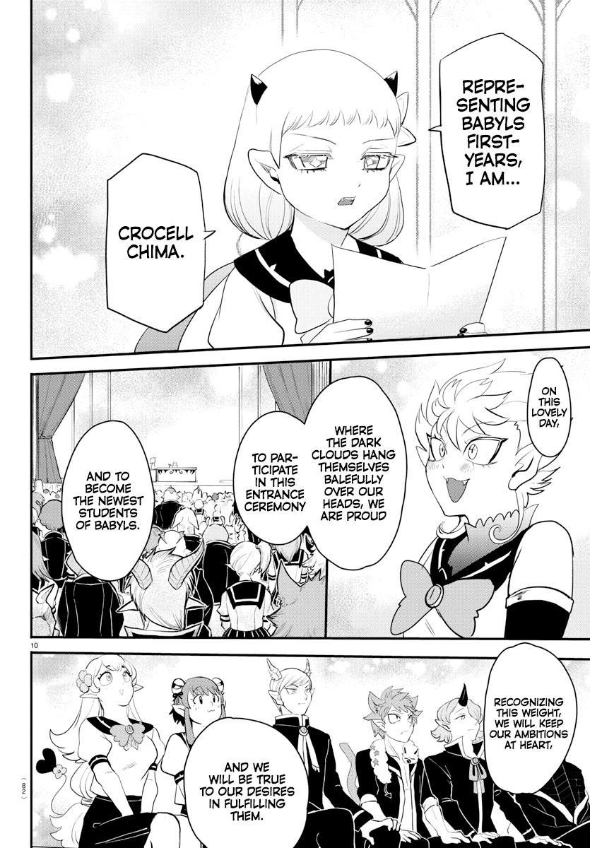 Mairimashita! Iruma-Kun Chapter 215: A New Year Starts page 10 - Mangakakalots.com