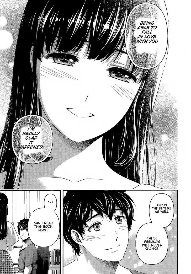 Domestic Na Kanojo Chapter 277: Domestic Girlfriend-End page 18 - Mangakakalot