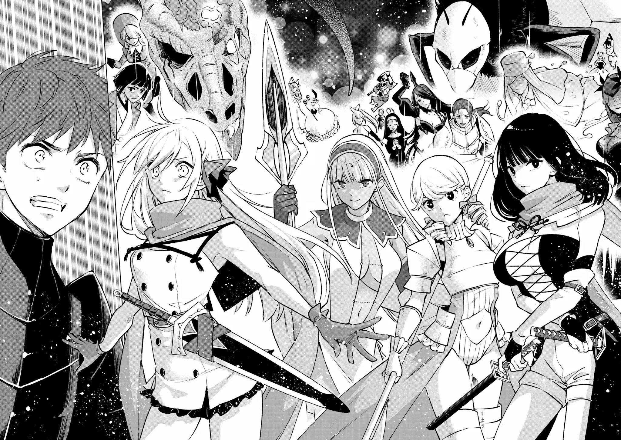 Samayoeru Tensei-Sha-Tachi No Revival Game Chapter 24: Manatsu, Messenger Of The Holy God page 22 - Mangakakalots.com