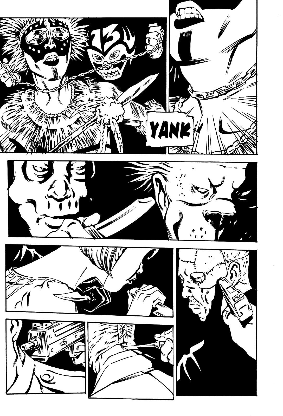 Deathco Vol.1 Chapter 3 : Reapers 3 page 13 - Mangakakalots.com
