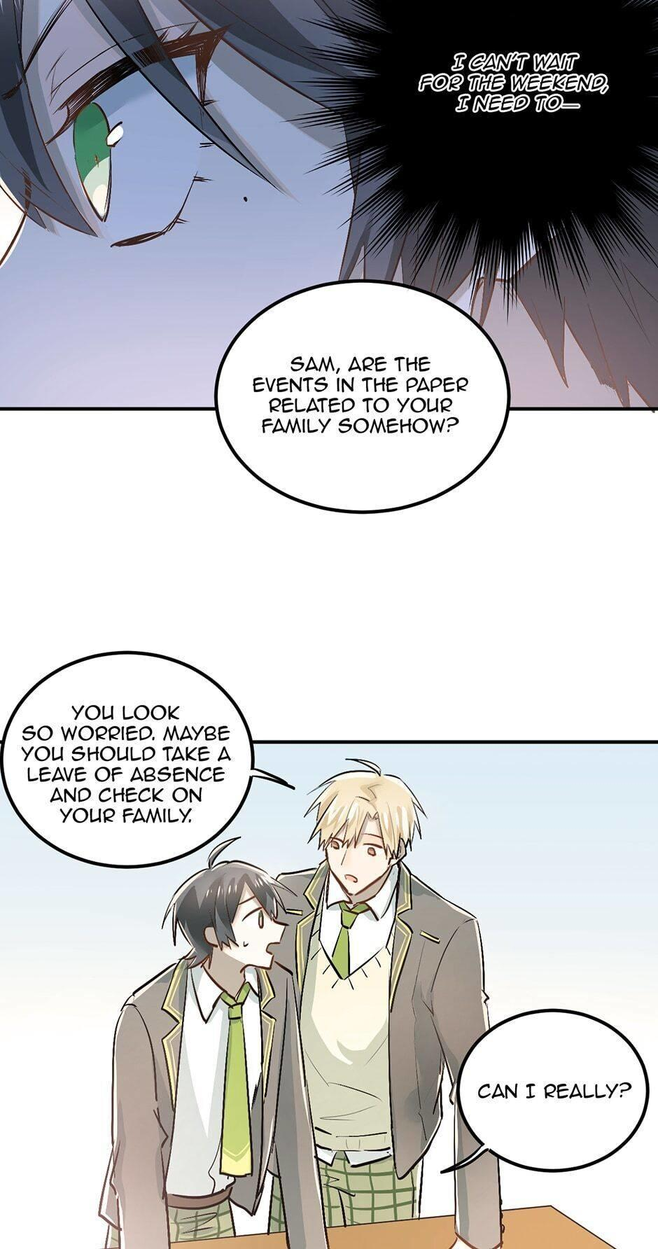Fighting For Love Chapter 40 page 33 - Mangakakalots.com