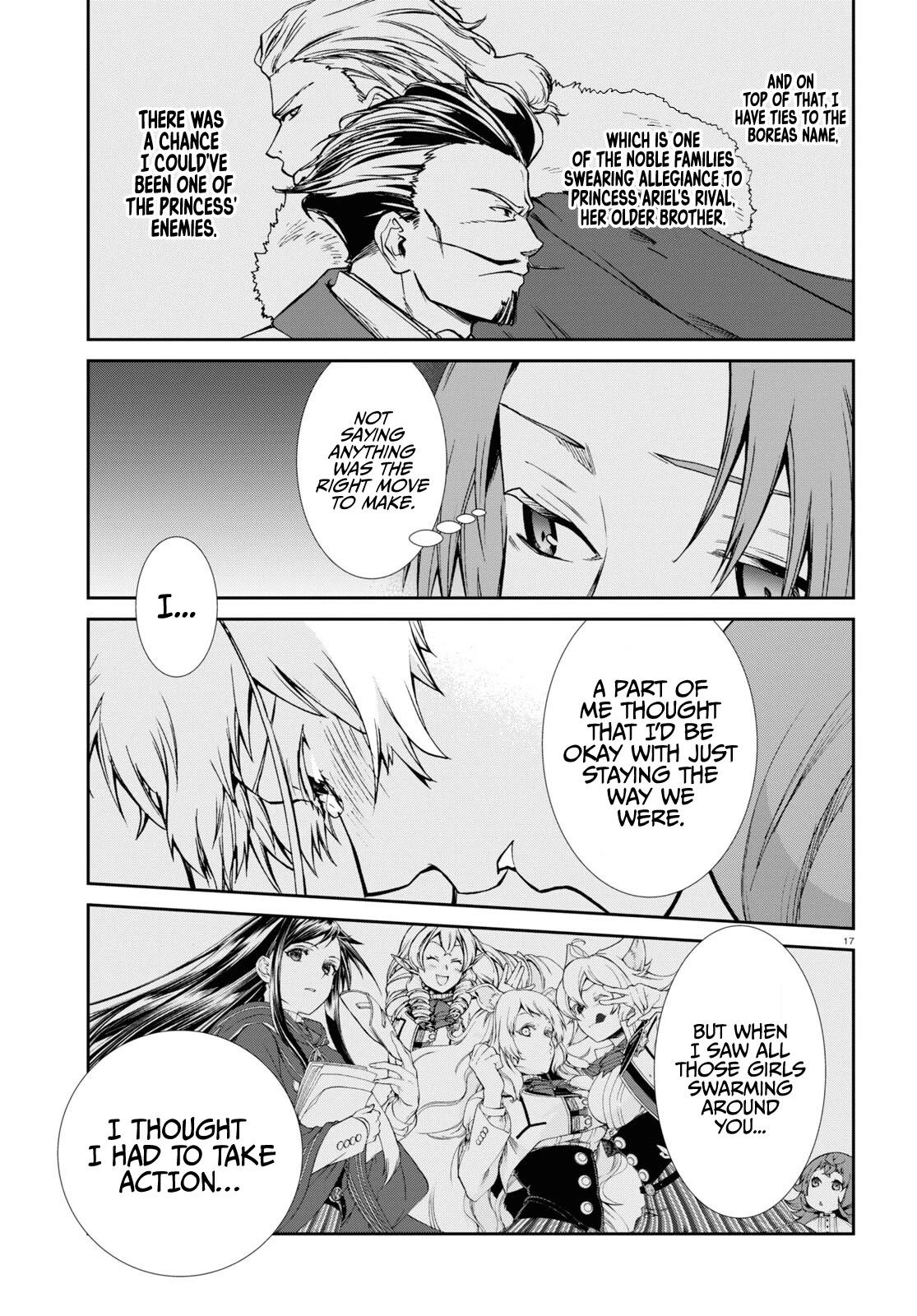 Mushoku Tensei - Isekai Ittara Honki Dasu Chapter 75: After The Rain page 18 - Mangakakalots.com