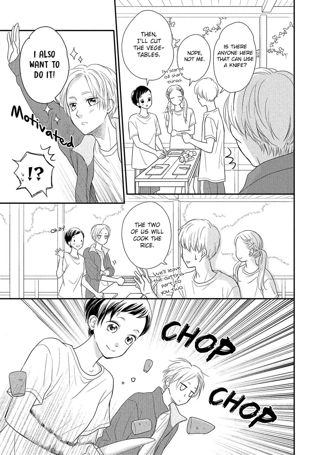 Natsuaki-Kun Wa Kyou Mo Kokuhaku Shitai Chapter 5 page 9 - Mangakakalots.com