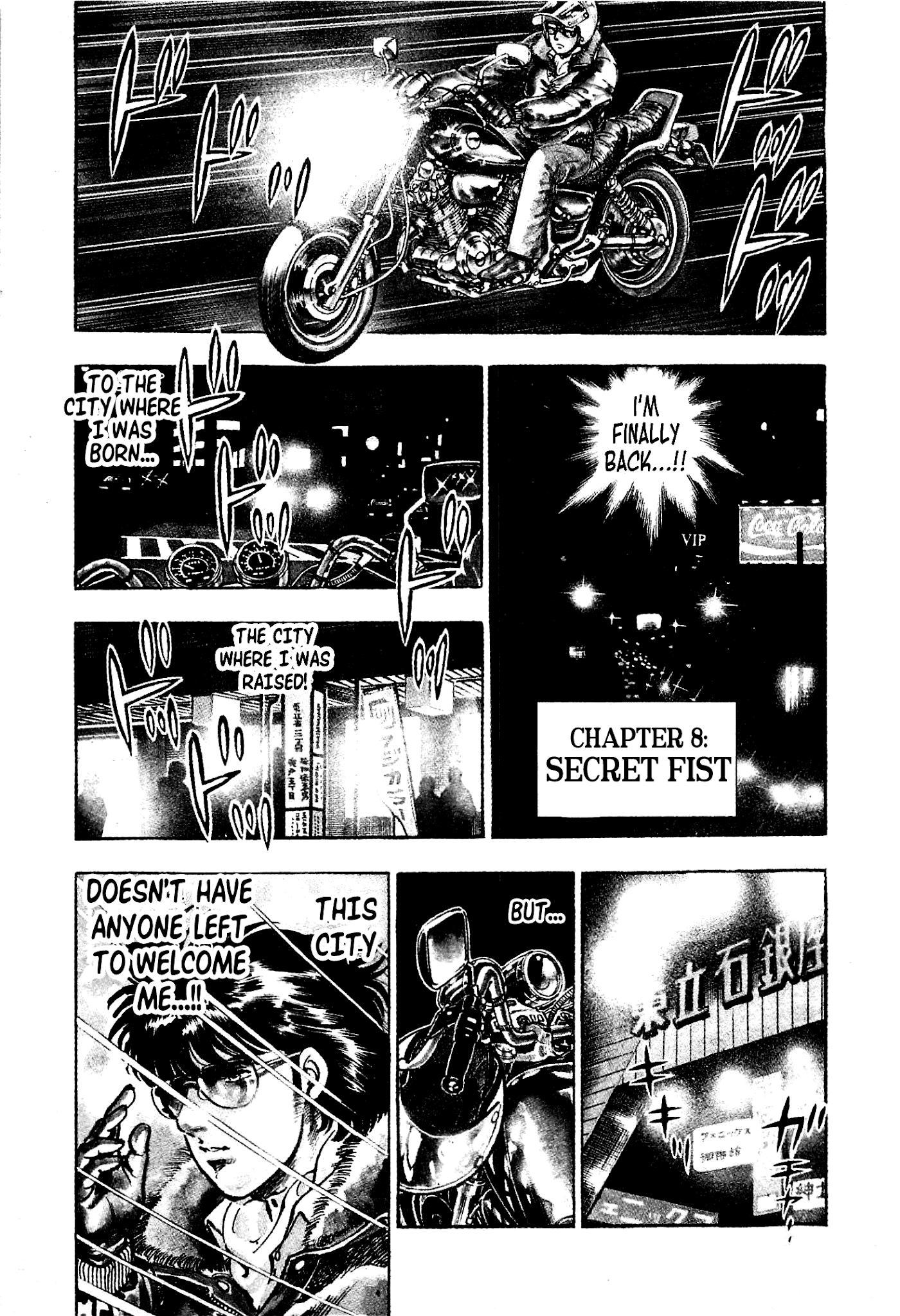 Karate Apocalypse Chapter 8: Secret Fist page 1 - Mangakakalots.com