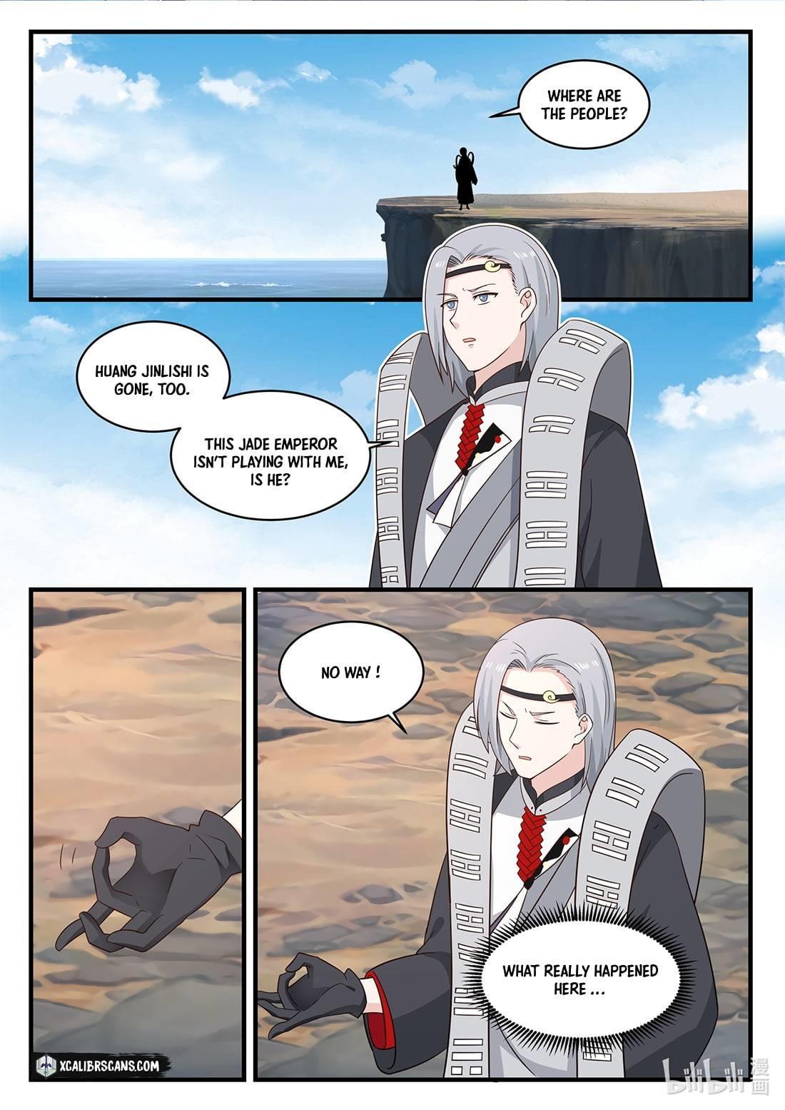 Dragon Throne Chapter 44 page 2 - Mangakakalots.com