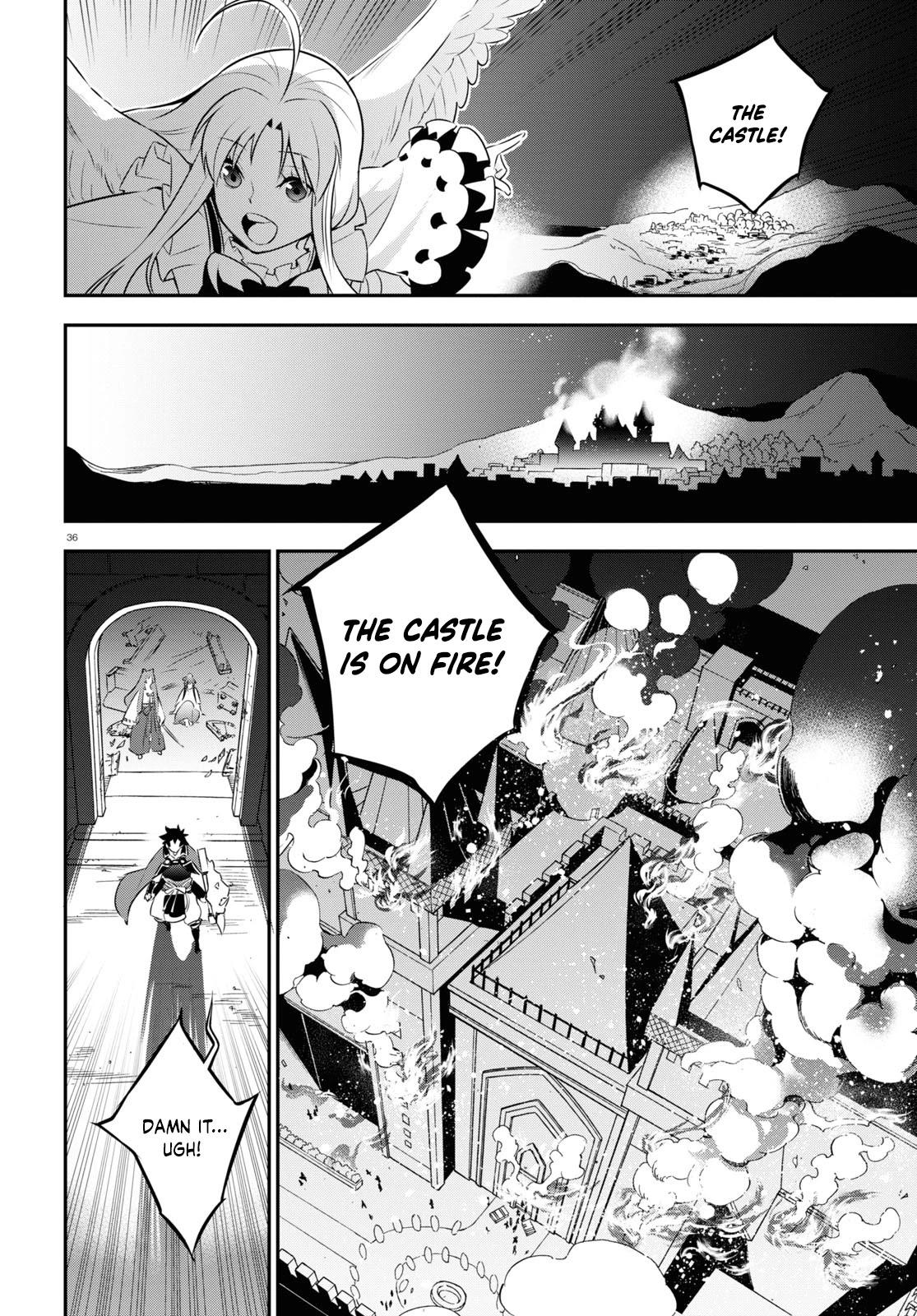 The Rising Of The Shield Hero Chapter 78: An Attacker That Charges Like A Boar page 36 - Mangakakalot