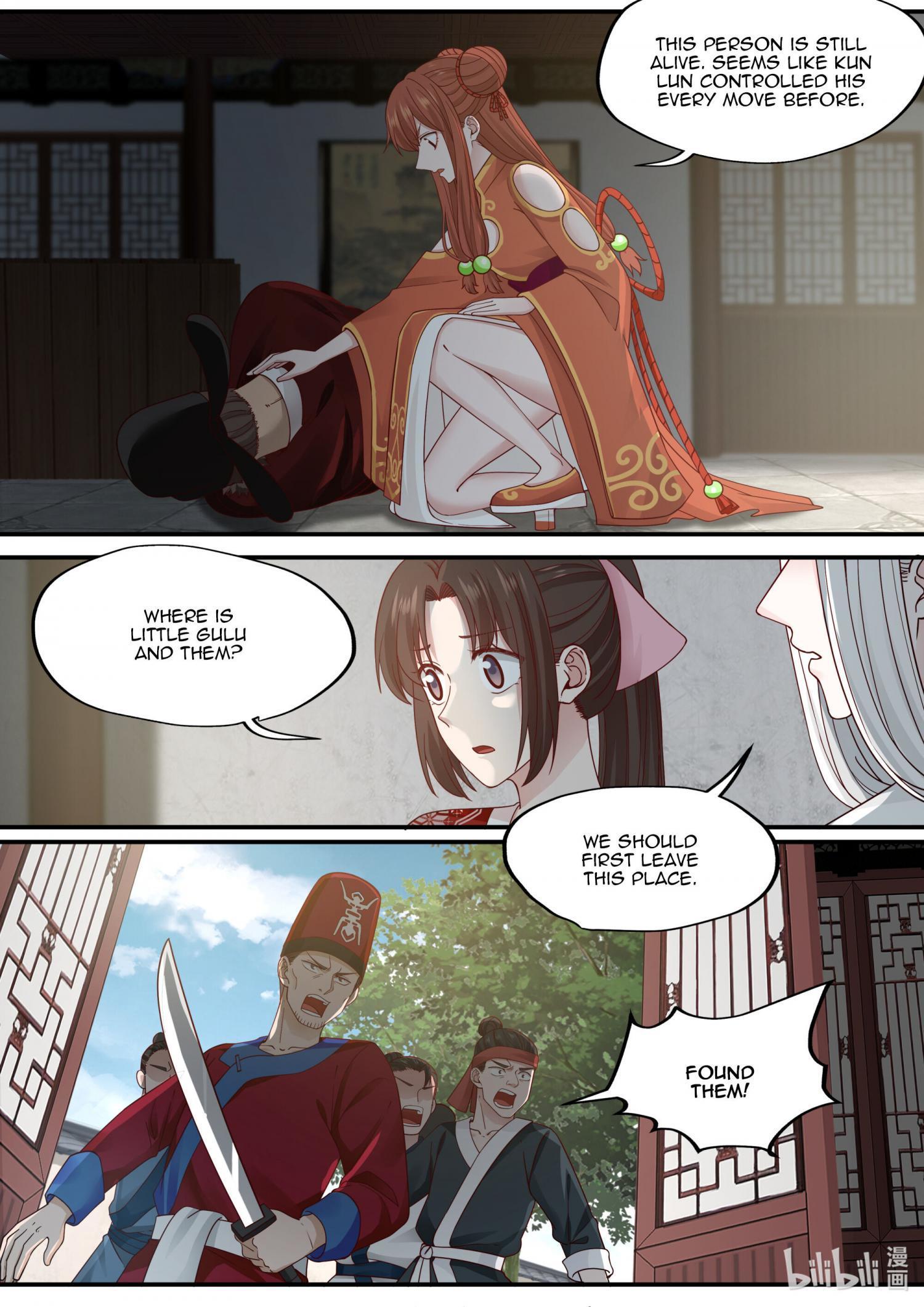 Xian Chan Nu Chapter 74 page 3 - Mangakakalots.com