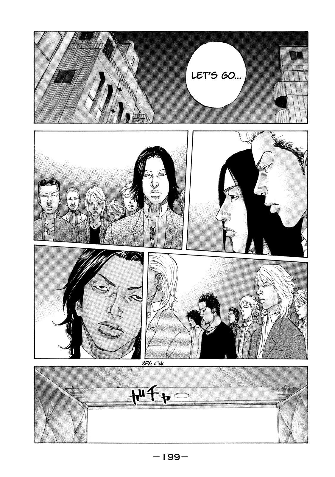 Shinjuku Swan Chapter 213: Decoy page 14 - Mangakakalots.com