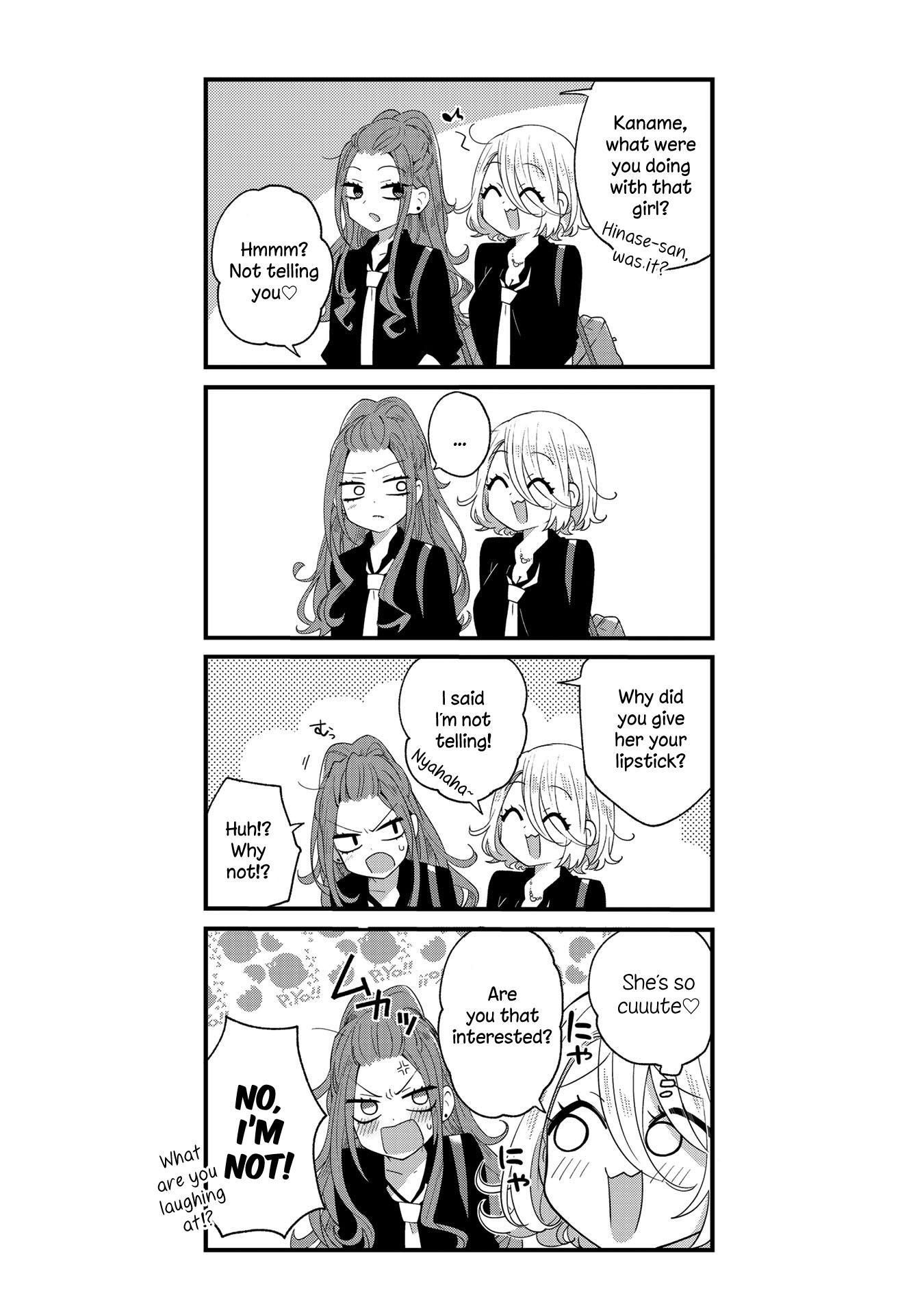 School Zone Vol.1 Chapter 10: Do You Like Chocolate? page 10 - Mangakakalots.com