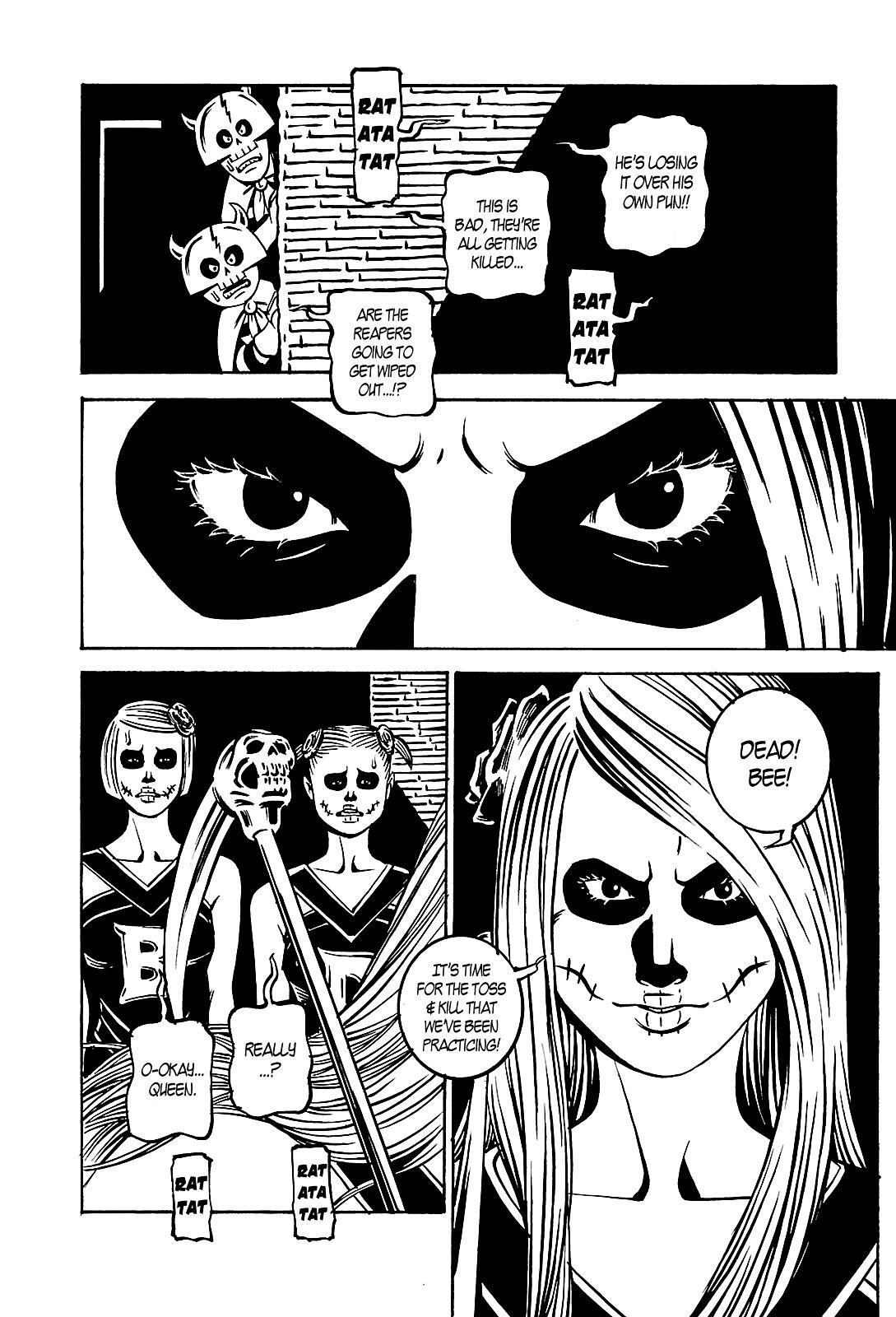 Deathco Vol.1 Chapter 3 : Reapers 3 page 20 - Mangakakalots.com