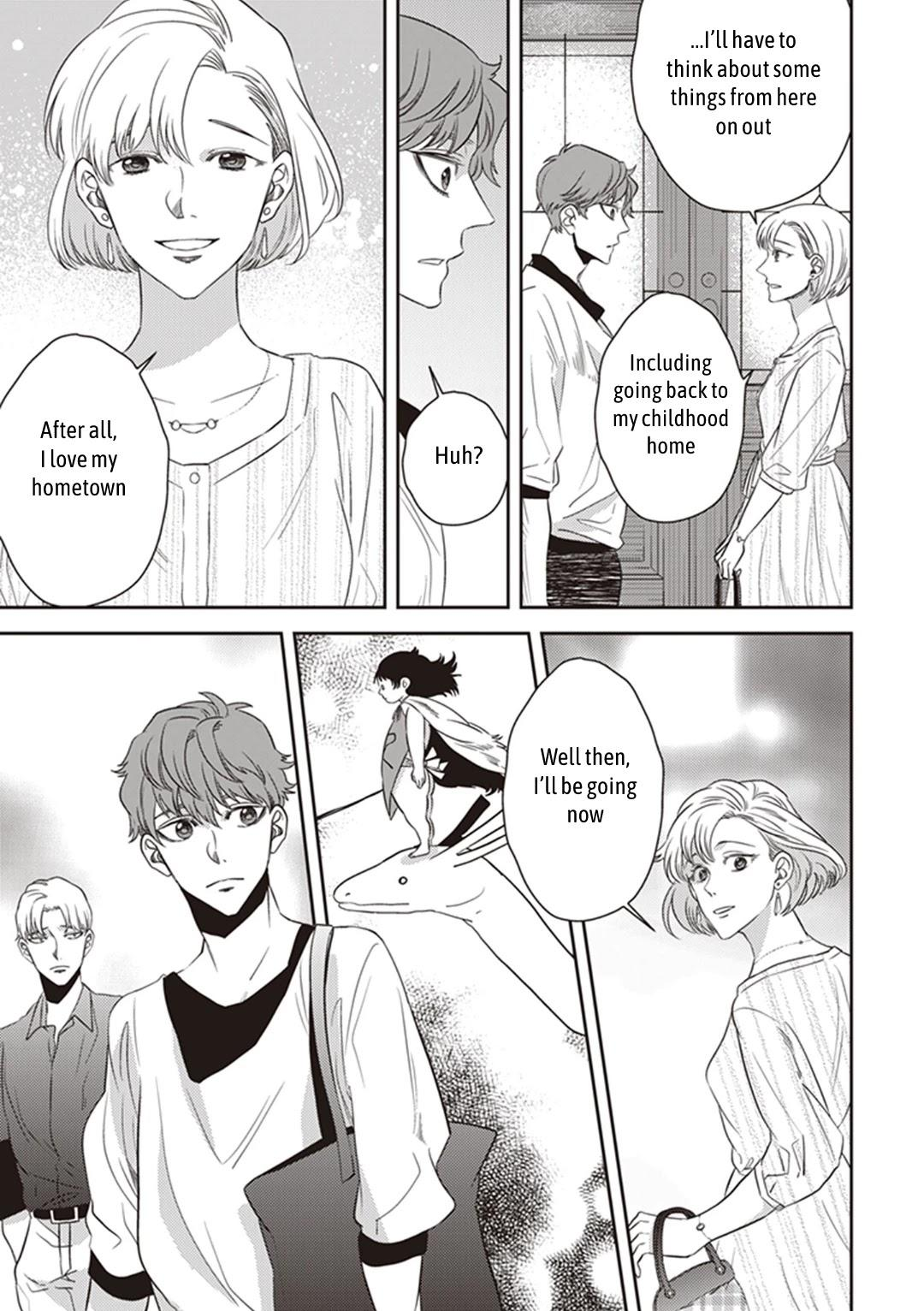 Midnight Occult Civil Servants Chapter 43: The Water God's Son-In-Law (Part 2) page 27 - Mangakakalots.com
