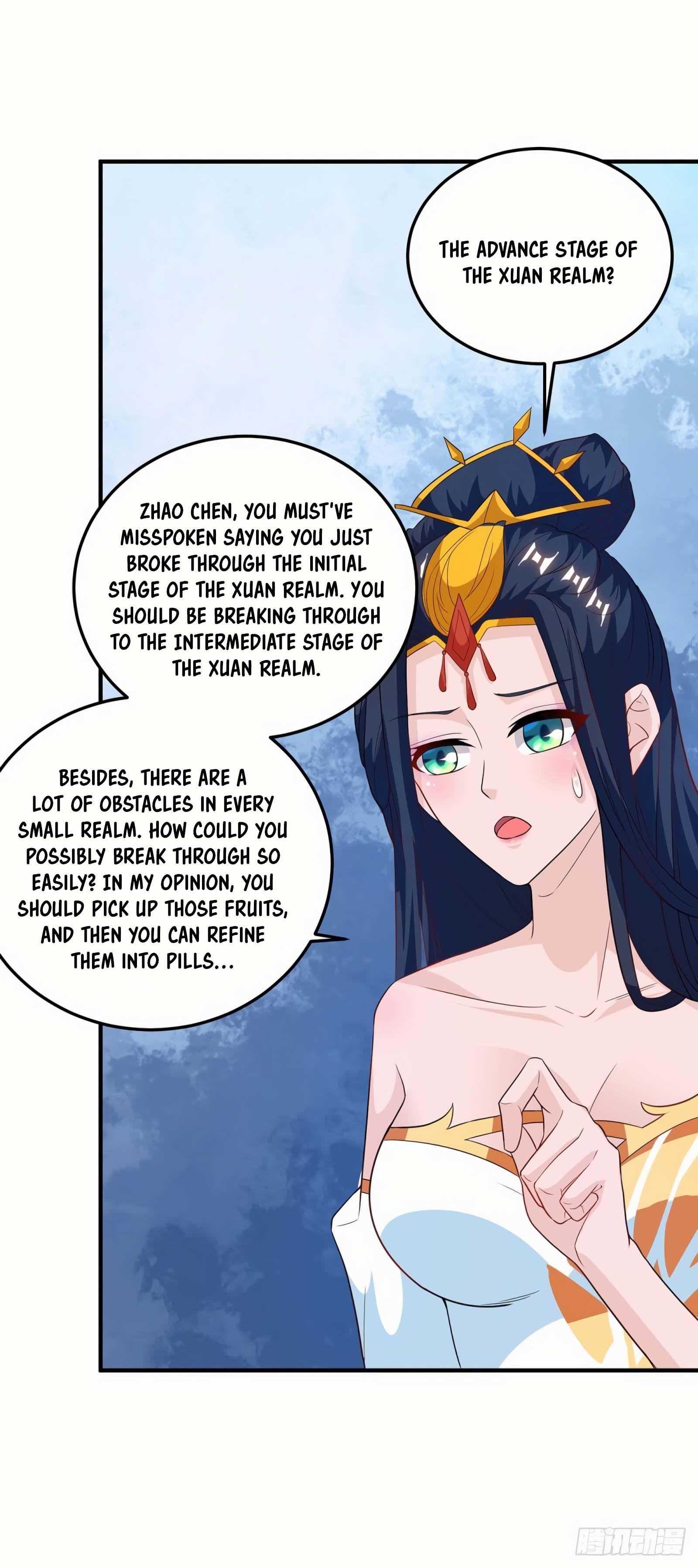 Dominate The Three Realms Chapter 103 page 26 - Mangakakalots.com
