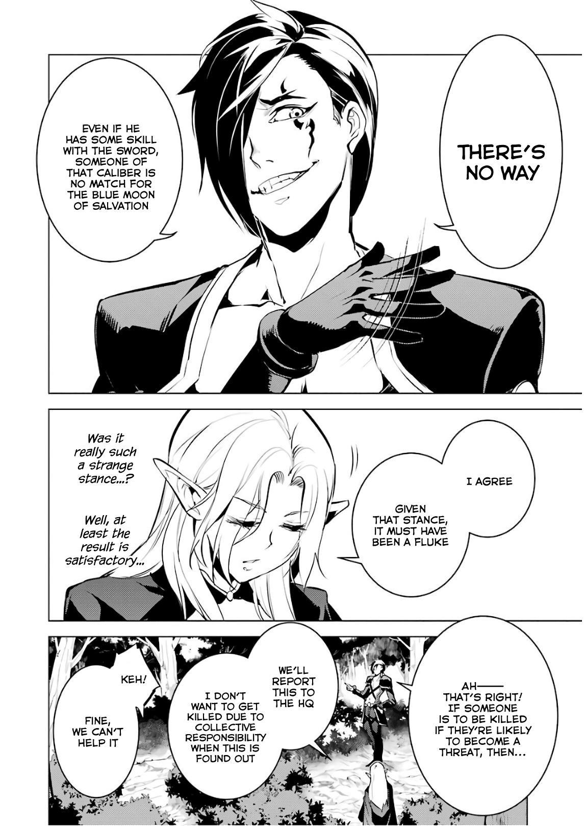 Tensei Kenja No Isekai Raifu ~Daini No Shokugyo Wo Ete, Sekai Saikyou Ni Narimashita~ Vol.5 Chapter 15: I Was Being Pursued page 43 - Mangakakalots.com