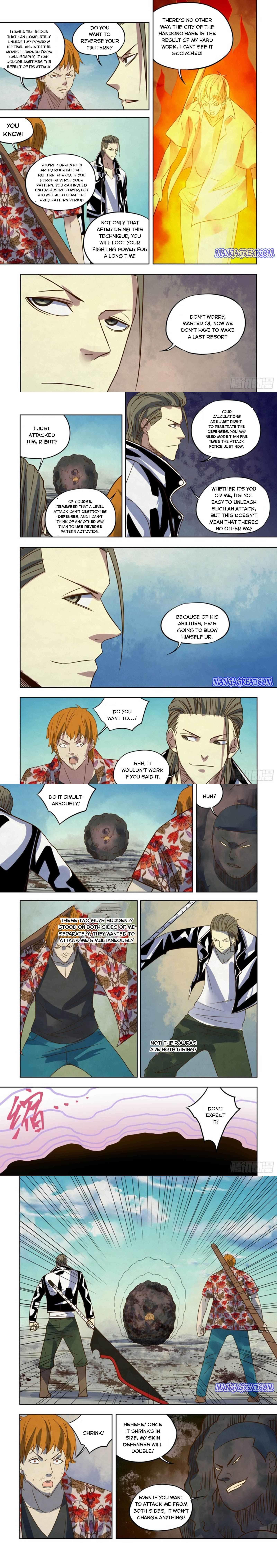 Moshi Fanren Chapter 362 page 2 - Mangakakalots.com
