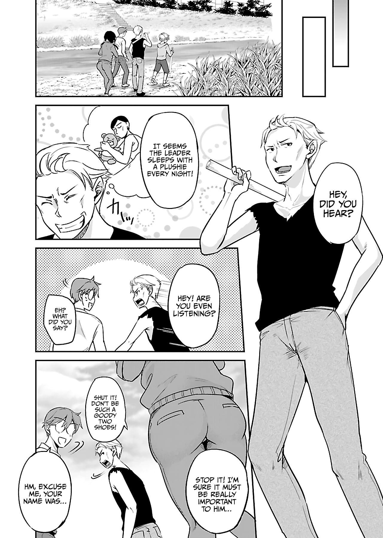 Zombie Darake No Kono Sekai De Wa Sex Shinai To Ikinokorenai Chapter 10: Zombie 10 page 6 - Mangakakalots.com