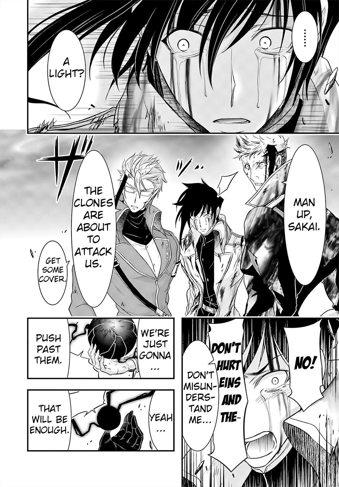 Plunderer Chapter 70 page 38 - Mangakakalots.com