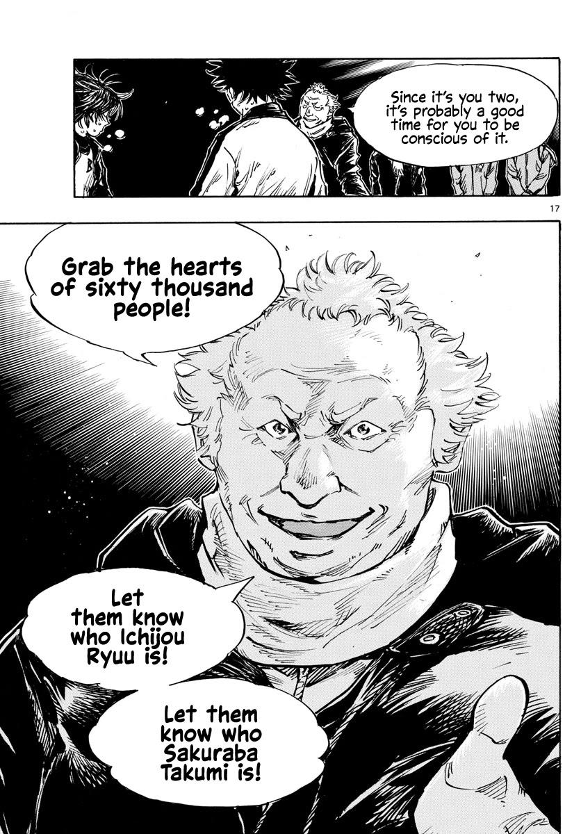 Be Blues ~Ao Ni Nare~ Chapter 454: For Whom It Exists For page 18 - Mangakakalots.com
