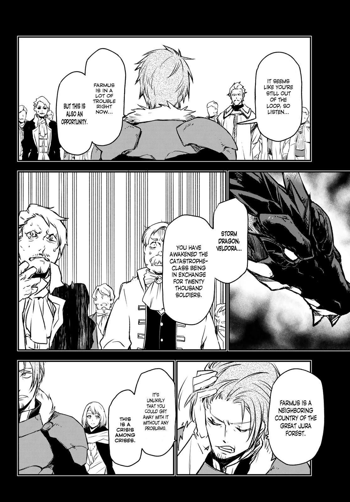 Tensei Shitara Slime Datta Ken Chapter 88: A Demon And A Plot page 14 - Mangakakalots.com