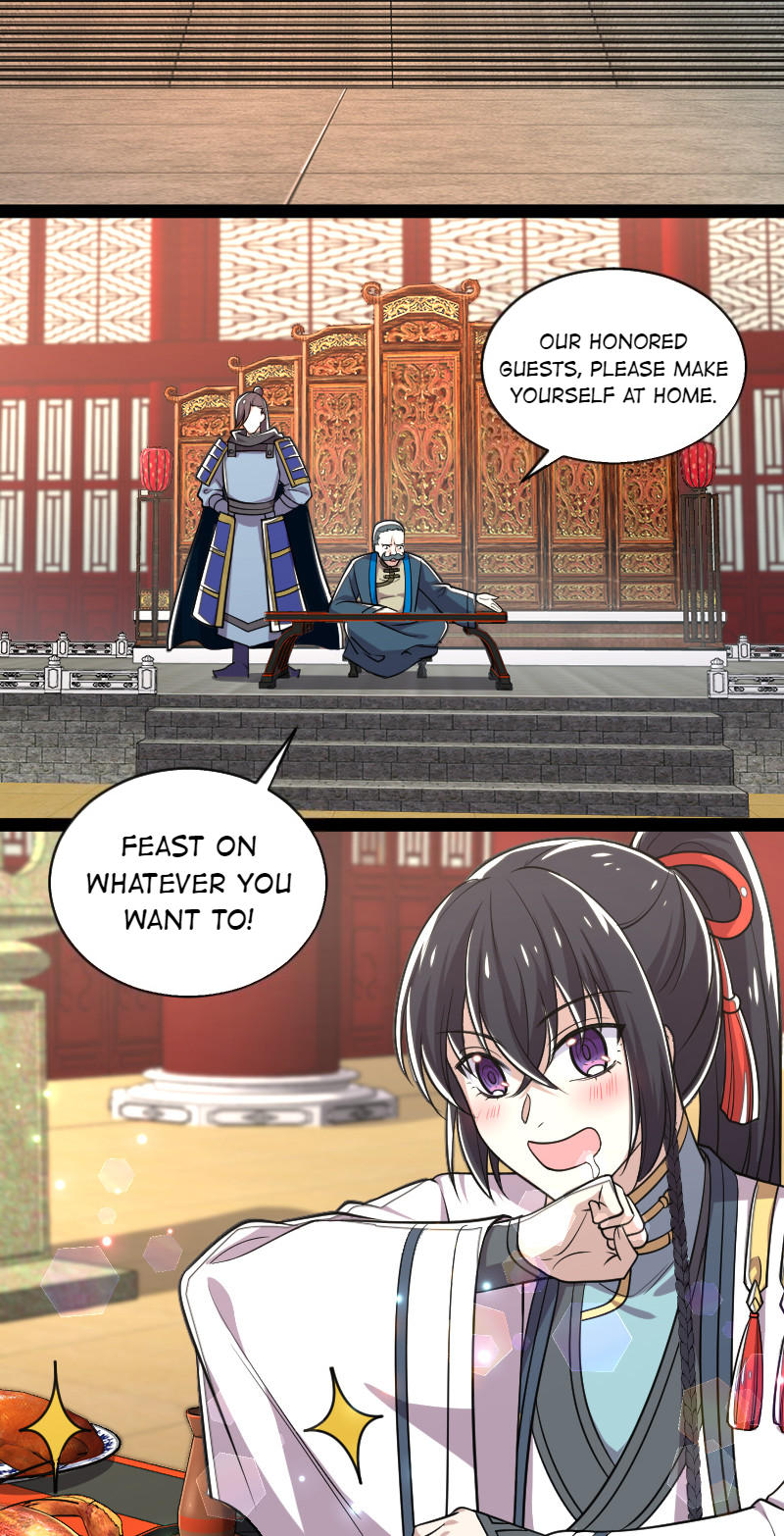 The Martial Emperor's Life After Seclusion Chapter 50: Stay, Accommodate, And A Comeback page 24 - Mangakakalots.com